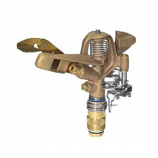 Arett W11G-261SDX12P Brass Adjustable Sprinkler Head