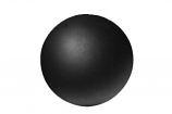 "Real Fyre 5"" Fyre Sphere in Epic Black For Fireplace"