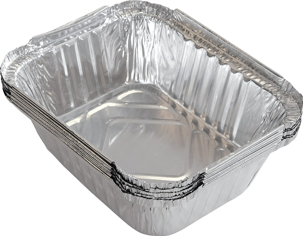 """Napoleon 6"""" x 5"""" Grease Drip Trays - Pack of 5"""