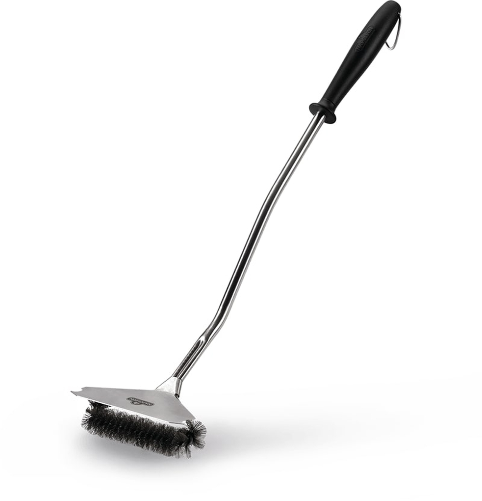 Napoleon Extra Wide Stainless Steel Grill Brush