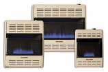 Empire HBW20TL Blue Flame Thermostat Vent-Free Heater - LP