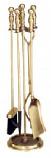 5 Piece Antique Brass Plated Toolset