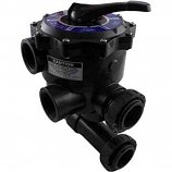 """Praher SM2-HPXR50 SM20-2 Hayward 2"""" FIP Pre-Plumbed MPV for DE Filter"""