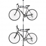Q-Rak�II�Floor to Ceiling Bike Rack DBR9262-BK