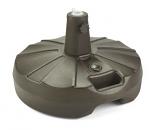 Patio Living Concepts 00327 70 lb. Free Standing Umbrella Stand-Bronze