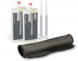 Rhino Carbon RCF-VCRK Vertical Weave Crack Repair