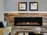 """Boulevard DV Linear 60"""" Multi-Function Fireplace - Natural Gas"""