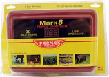 Parker McCrory MARK 8 30 MILE Parmak Mark8 Multipower Fence Charger - Red