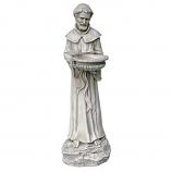 Saint Francis Nature's Patron Saint Statue
