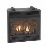 "Empire Vail 36"" Millivolt Vent-Free Premium Fireplace - NG"