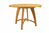 """Anderson Teak TB-120NF Florence 47"""" Round?Table"""