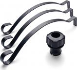 Arett D50-TPHX Triple Pole Hook Pole System Hanger Accessory