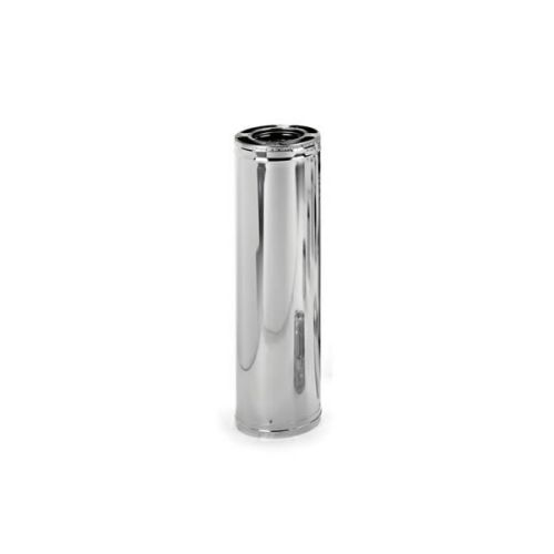 "DuraVent 6"" DuraPlus Stainless Steel Chimney 36"" Length"