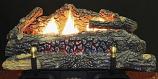 "Buck Stove 30"" Ceramic Series VF Log Set w/ MOD Control - LP"