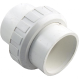 Waterco 122250 Barrel Union 2in Slip - White
