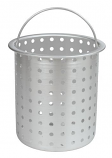 Bayou Classic 30 Quart Aluminum Stock Pot Basket