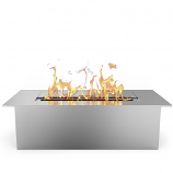 Regal Flame EBS5015 SLIM 12in Bio Ethanol Fireplace Burner Insert - 1.5 Liter