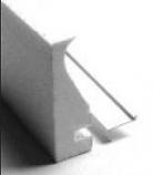 Stegmeier 9CF912-FLEX 8ft Capstone Form Plumb Strip Flex White