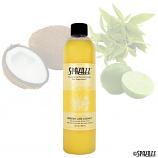 Spa-Zazz SPZ-125 12oz Escape Verbena Lime Coconut Awaken Aromatherapy Elixirs