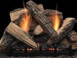 24in Intellifire Plus Natural Blaze Burner, LP, with Remote Control, 36K BTU's