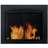 Regal Flame GFA3030-DOOR 30in Fireplace Door with Glass and Mesh - Small