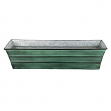 Galvanized Tin Window Box By ACHLA Designs