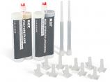 Rhino Carbon RCF-10EF 10ft Polyurethane Expanding Foam Crack Injection Kit