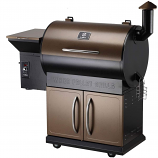 Z Grills ZPG-700C 8-in-1 Wood Pellet Grill and Smoker
