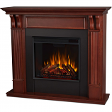 Real Flame 7100E-M Ashley Electric Fireplace - Mahogany