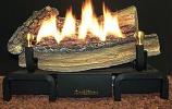 """Buck Stove GL-CR8T-NG 18"""" Ceramic Series Vent-Free Log Set - NG"""