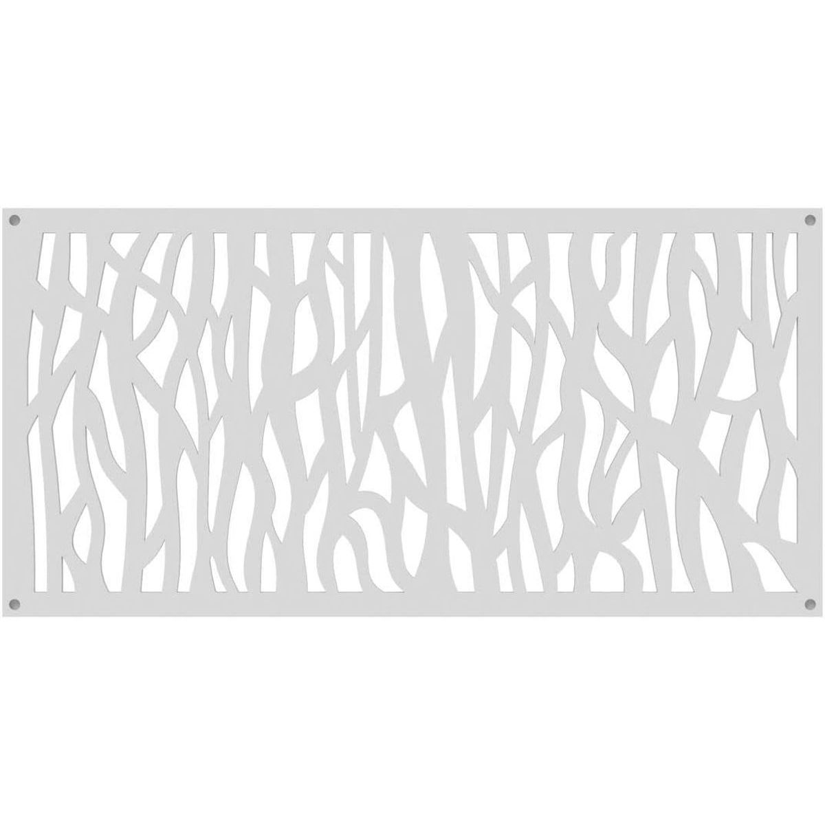 RDI 73004790 Sprig Decorative Screen Panels - White