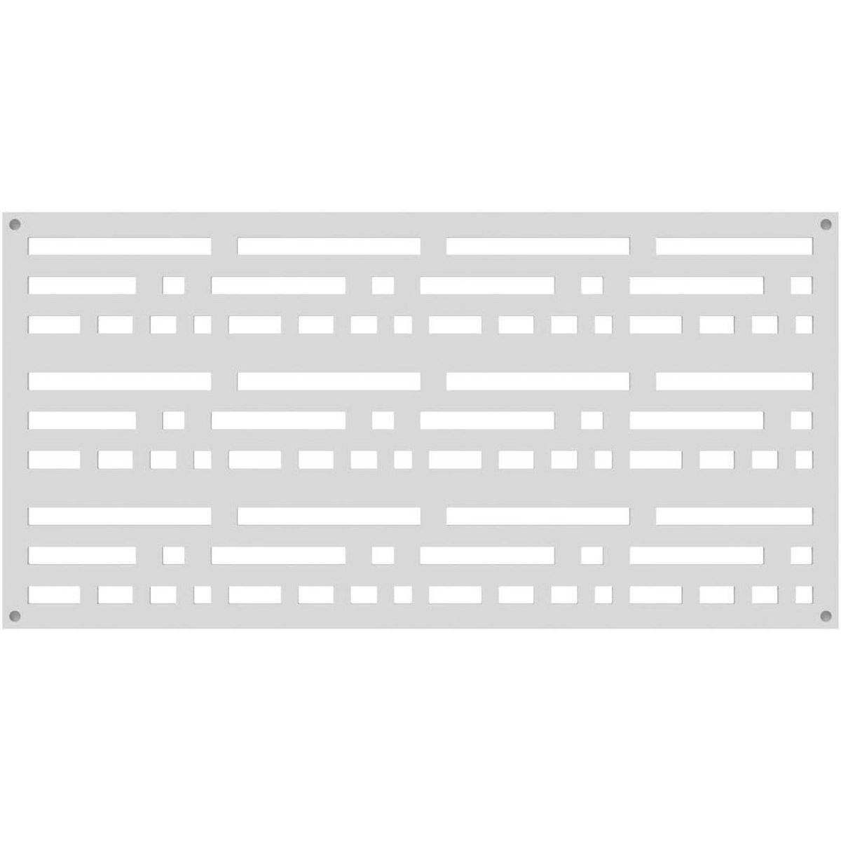 RDI 73004795 Morse Decorative Screen Panels - White
