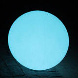 """Main Access LED Ovoid Medium 15"""" Ball-Waterproof, Floating w/remote"""