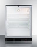 Summit SCR600BGLDTPUBHV Glass Door Craft Beer and Wine Refrigerator