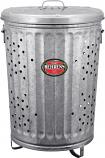 Arett B54-RB20X Galvanized Steel Rubbish Burner-Composter