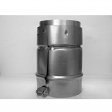 "Aluminum 5"" B-Vent Adaptor for Flexi-Liner"