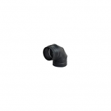 """Selkirk DSP 6"""" Double-Wall 90 Degree Sectioned Elbow Nonadjustable"""