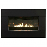 Loft Millivolt Vent-Free 20k BTU Fireplace with Barrier - LP