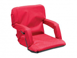 Shelter Logic 10123-409-1 Go Anywear Chair - Textured Red