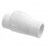 """Magic Plastics 0821-30C Smart Check 3"""" Slip x Slip Clear"""