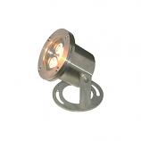 SEG MW355 Mini LED-3 Cool White LED Stainless Steel 3W 12V 12-ft Cord