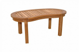Kidney Table (Curve Table) By Anderson Teak