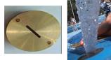 SEG ZWE 008 Fountain Tek Deck Jet Single Slot Fan Spray Jet
