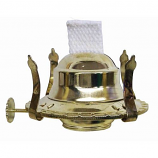 21 Century L25P Standard Brass Burner for Lamps