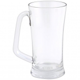 Float Storage Strahl 40350 4-Piece Design+ Contemporary Beer Mug - 17oz