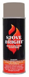 Stove Bright 1200 Degree High Temp Paint - Metallic Brown