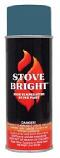 Stove Bright 1200 Degree High Temp Paint - Metallic Blue