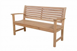 Victoria 3-Seater Bench By Anderson Teak
