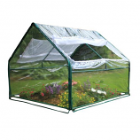 """Garden Greenhouse 4' by 4' by 36"""""""