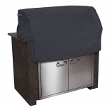 Ravenna Black Built-In Grill Top Cover - Small